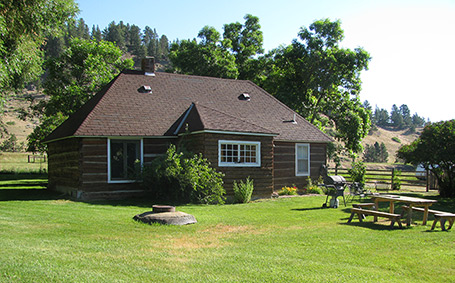 Torgrimson Place at Bench Ranch located in Fishtail, Montana