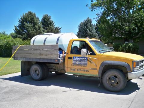 Absaroka Lawn & Tree Service located in Absarokee, MT