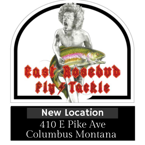 East Rosebud Fly & Tackle located in Columbus, MT