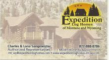 Expedition Log Homes of Montana and Wyoming